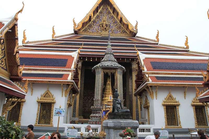 【慢摇泰北】泰国曼谷芭提雅清迈10天8晚四飞跟团游—呼和浩特包机直飞,清迈清莱双城游