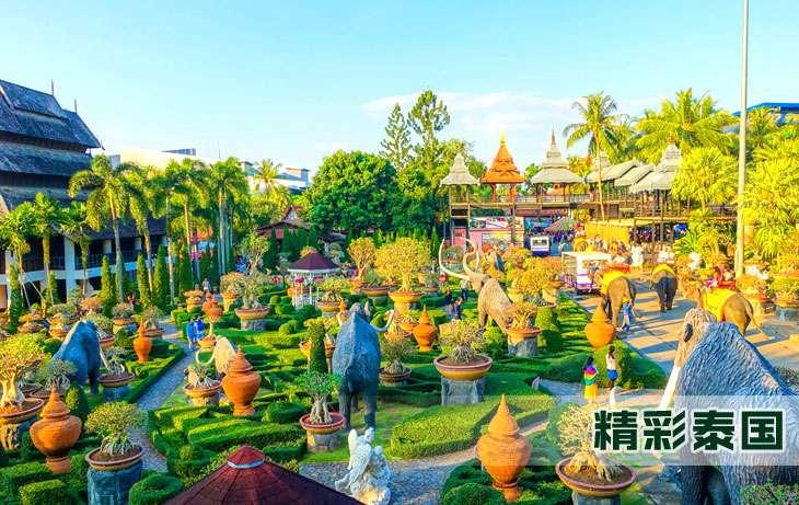 精彩泰国专题旅游